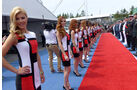 Formel 1 - Grid Girls - GP Kanada 2015