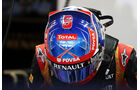 Formel 1, Romain Grosjean, Lotus E22, Bahrain, Test, Tag 1