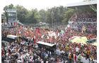 Formel 1 - Saison 2014 - GP Italien - Fans