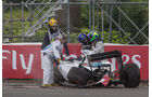 Formel 1 - Saison 2014 - GP Kanada - Massa - Williams