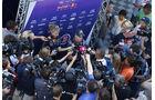 Formel 1 - Saison 2014 - GP Ungarn - Vettel - Red Bull