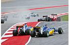 Formel 1 - Saison 2015 - Felipe Nasr - Marcus Ericsson - Sauber - GP USA 2015
