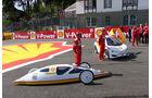 Formel 1-Tagebuch - GP Belgien 2014