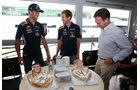Formel 1-Tagebuch - GP England 2014