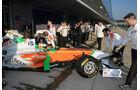 Formel 1 Test 2011 Di Resta