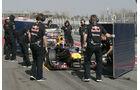 Formel 1 Test 2011 Red Bull RB7