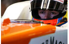 Formel 1-Test, Barcelona, 23.2.2012, Paul di Resta, Force India