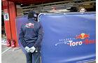 Formel 1-Test, Barcelona, 24.2.2012, Toro Rosso