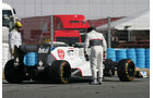Formel 1-Test, Jerez, 10.2.2012, Kamui Kobayashi, Sauber