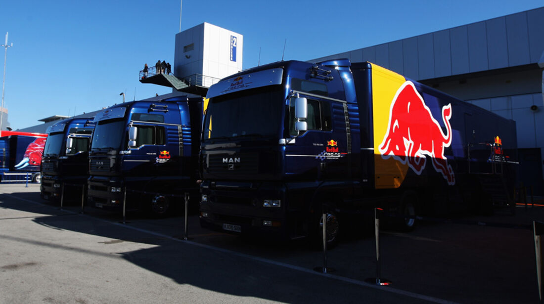 Formel 1-Test, Jerez, 10.2.2012, Red Bull
