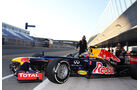 Formel 1-Test, Jerez, 8.2.2012, Mark Webber, Red Bull