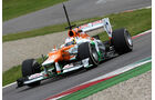 Formel 1-Test, Mugello, 03.05.2012, Paul di Resta, Force India