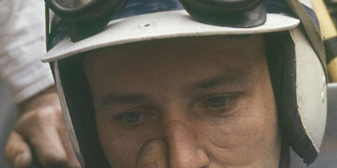 Formel 1 Weltmeister John Surtees