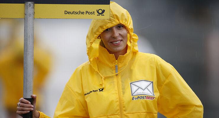 Formel 3 2012 Norisring, Grid Girl