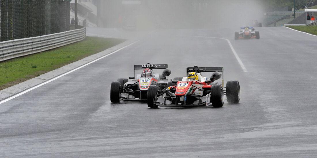 Formel 3-EM 2016 - Ungarn - Hungaroring - Maximilian Günther - 3. Rennen