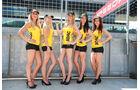 Formel 3-Girls - 2015