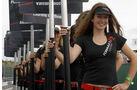 Formel 3 Grid Girl