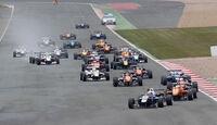 Formel 3 Silverstone 2013 Start