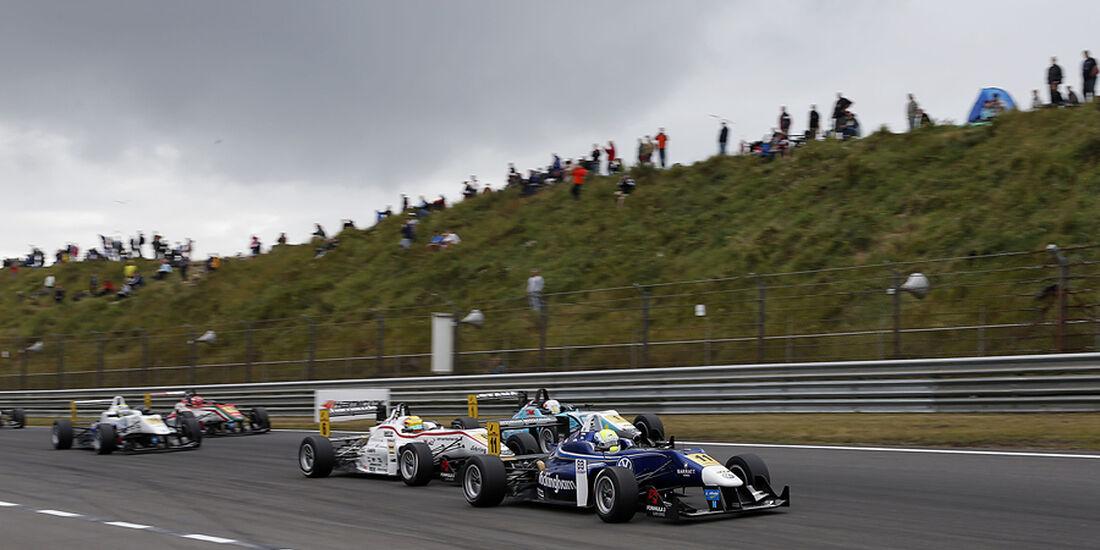 Formel 3 Zandvoort 2012