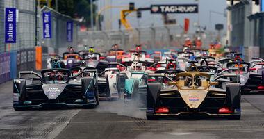 Formel E - Rom - 2019
