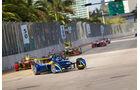 Formel E - ePrix - Miami - Nicolas Prost - eDams Renault -14. März 2015