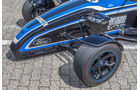 Formel Ford, Schnauze