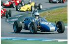 Formel V, Rennszene