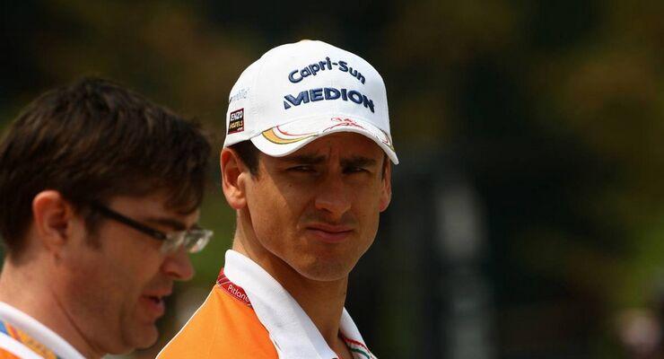 Formula 1 Grand Prix, China, Thursday