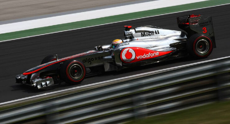 Formula 1 Grand Prix, Hungary, Friday Practice