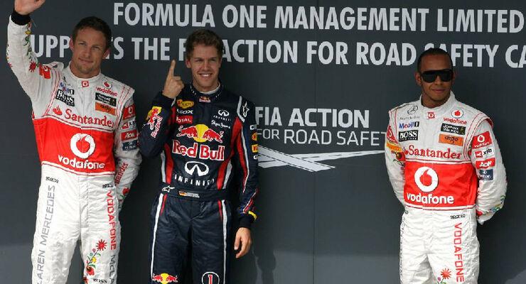 Formula 1 Grand Prix, Hungary, Saturday Qualifying