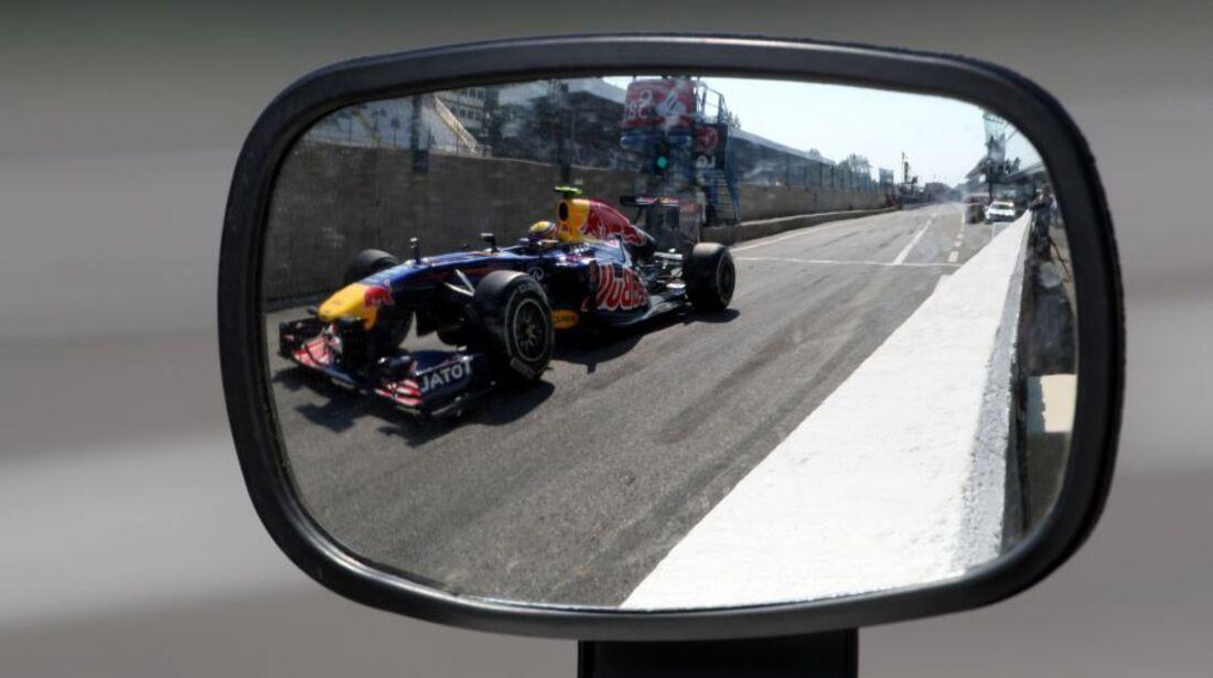 Formula 1 Grand Prix, Italy, Friday Practice