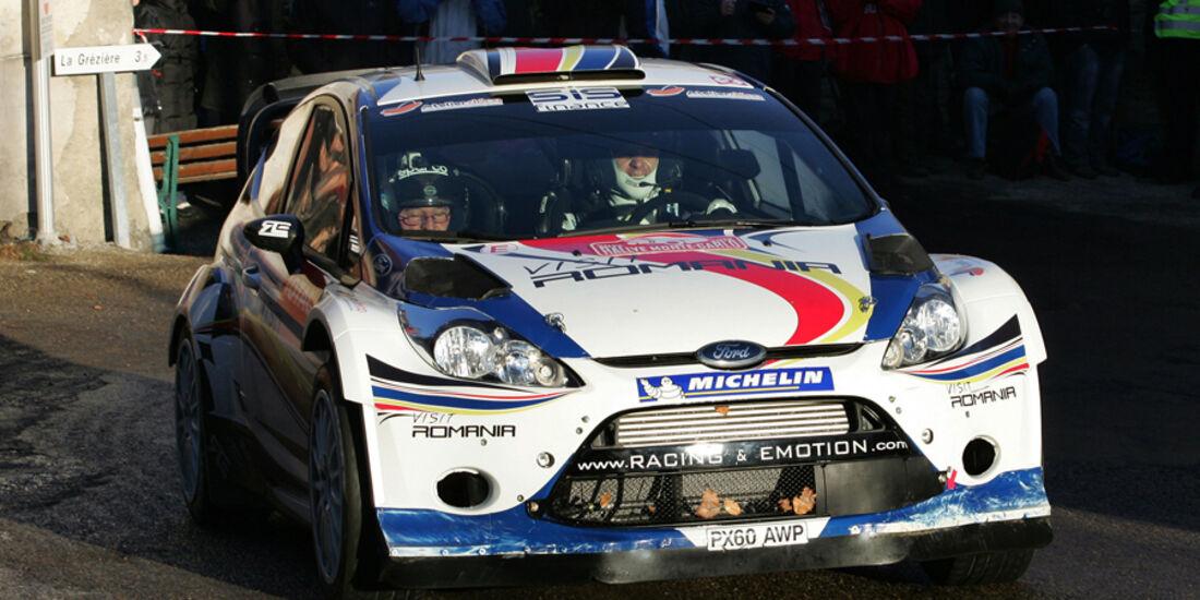 Francois Delecour Ford Rallye Monte Carlo 2012