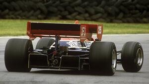 Francois Hesnault Ligier JS23 Renault