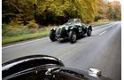 Frazer Nash Le Mans Replica, Frontansicht