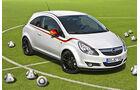 Fußball-Opel