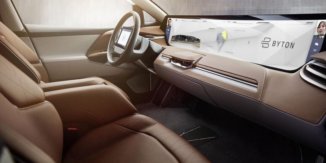 Future Mobility Corporation FMC Byton