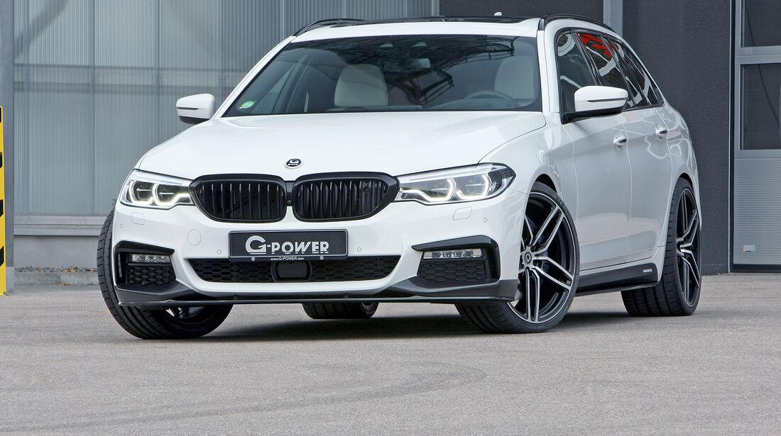 G-Power-BMW 540i xDrive - Tuning - Limousinen/Kombis - sport auto Award 2019