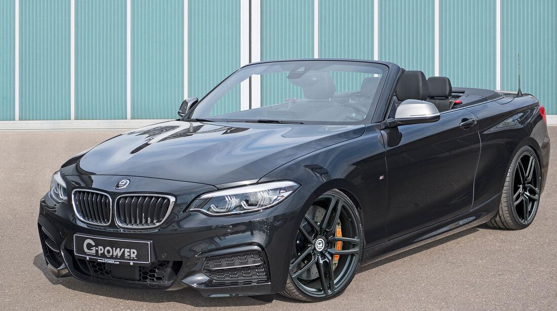 G-Power-BMW M240i Cabrio - Tuning - Cabrio - sport auto Award 2019
