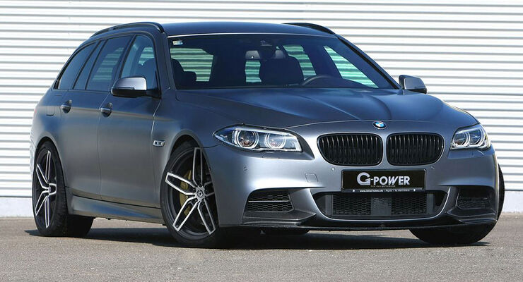 G-Power BMW M550d Touring