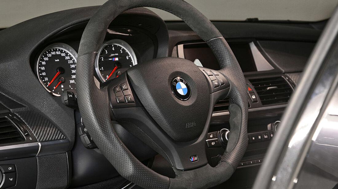 G-Power BMW X5 M Typhoon, Innenraum