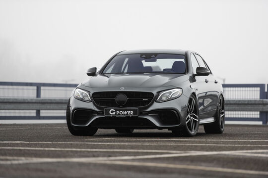 G-Power Mercedes-AMG E 63 S W 213