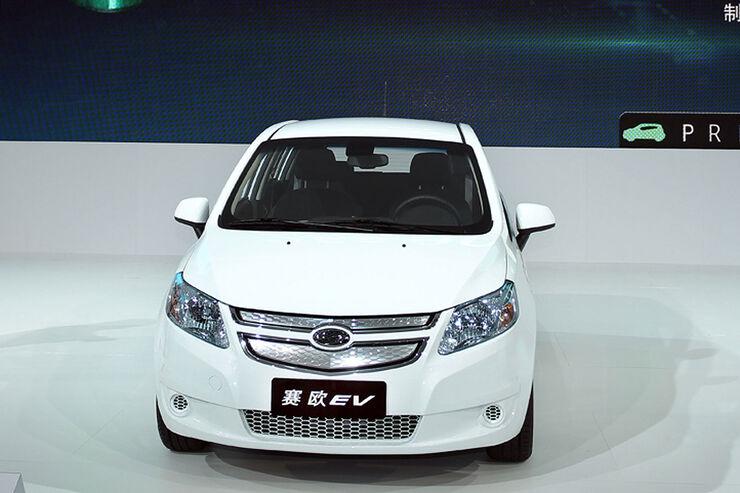 GM SAIC Sail Springo EV