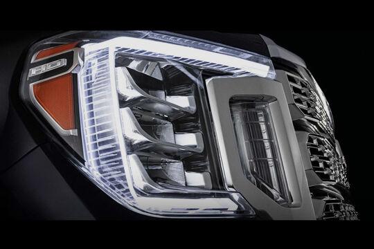 GMC Sierra Heavy Duty HD 2020 Teaser