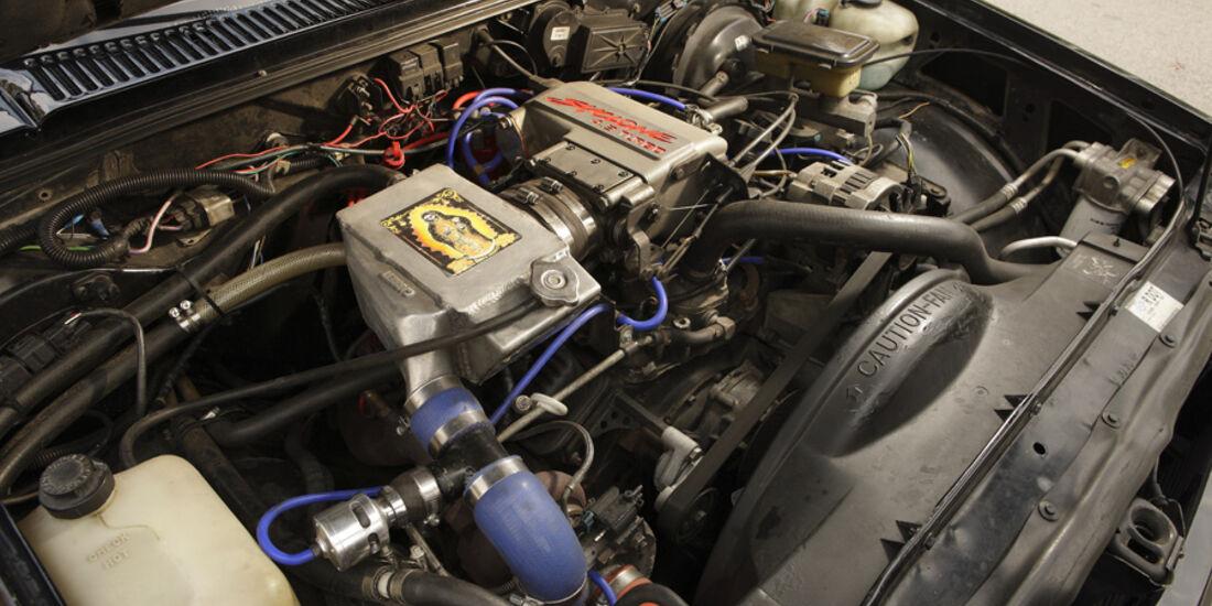 GMC Syclone, Motor