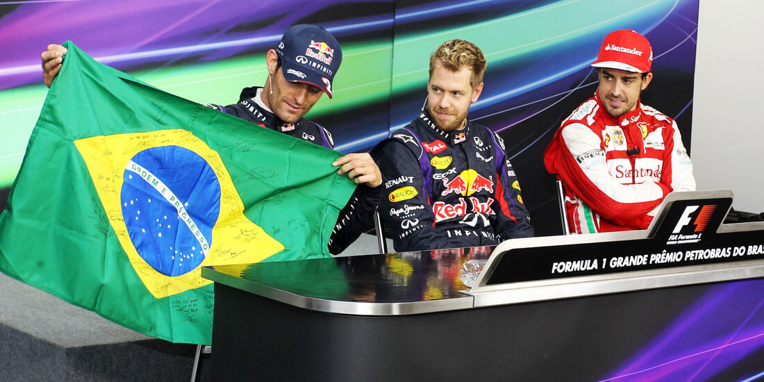 GP Brasilien 2013 - Formel 1-Tagebuch