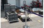 GP Brasilien Logistik Kisten