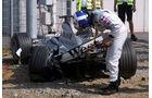 GP Deutschland 2003 Coulthard