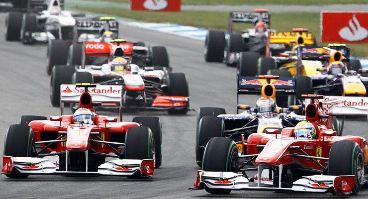 GP Deutschland 2010 - Hockenheim