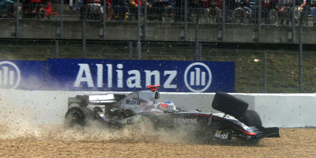 GP Europa Räikkönen 2005