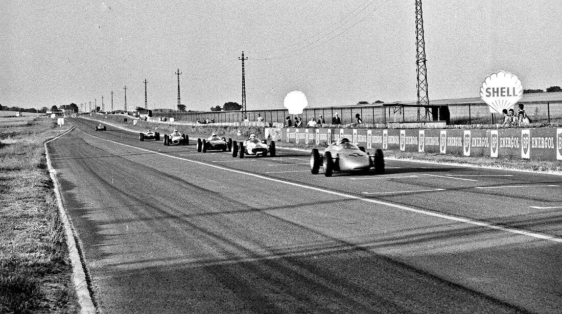 GP Frankreich 1961 - Reims